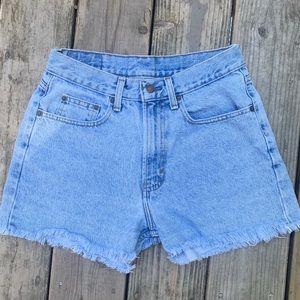 🇺🇸Vintage/Gap Denim Cut-off shorts/Easy Fit/s30